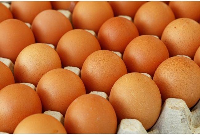 Jajka wycofane przez GIS