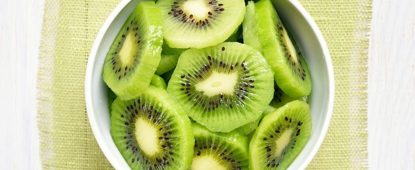 Kiwi na zdrowie