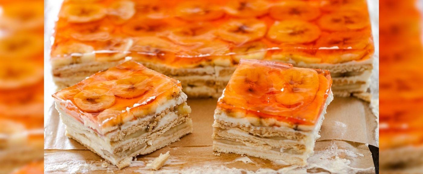 Ciasto bez pieczenia w przepysznej odsłonie
