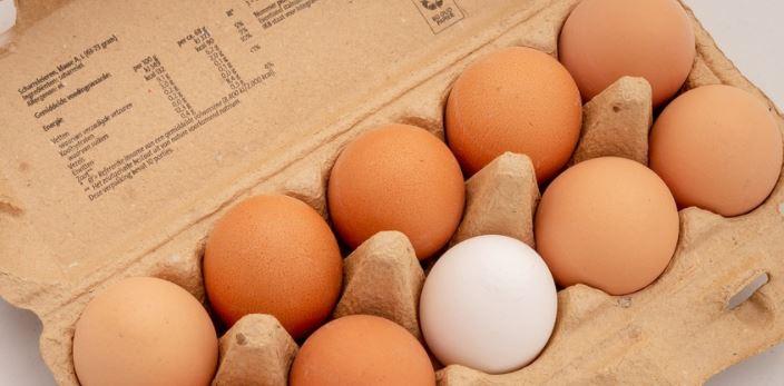 Jajka należy przechowywać w odpowiedni sposób