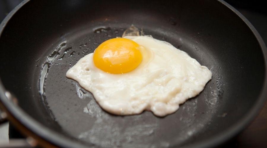 Jajka sadzone wyjdą idealnie