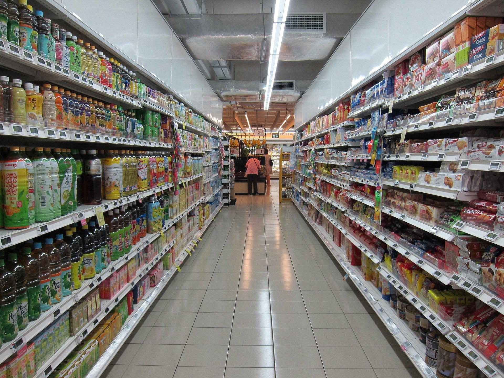 Wzrost cen w sklepach