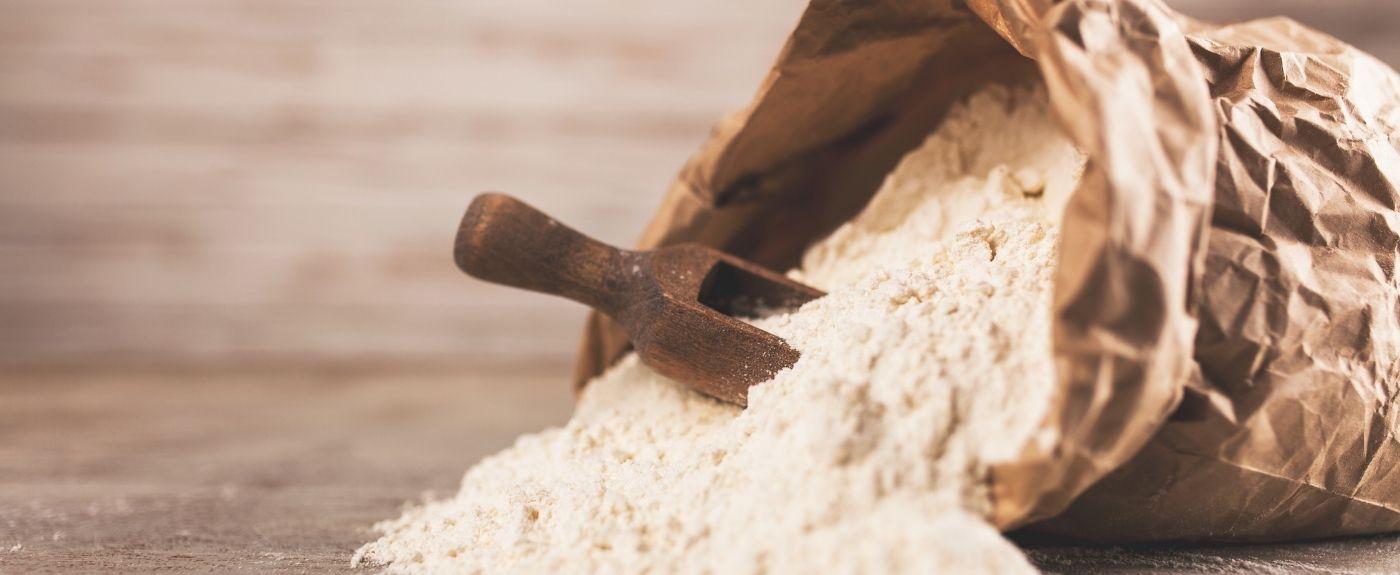 Mąka i jej przechowywanie