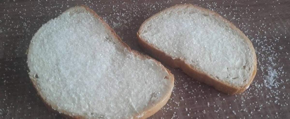 Chleb z cukrem jak sprzed lat