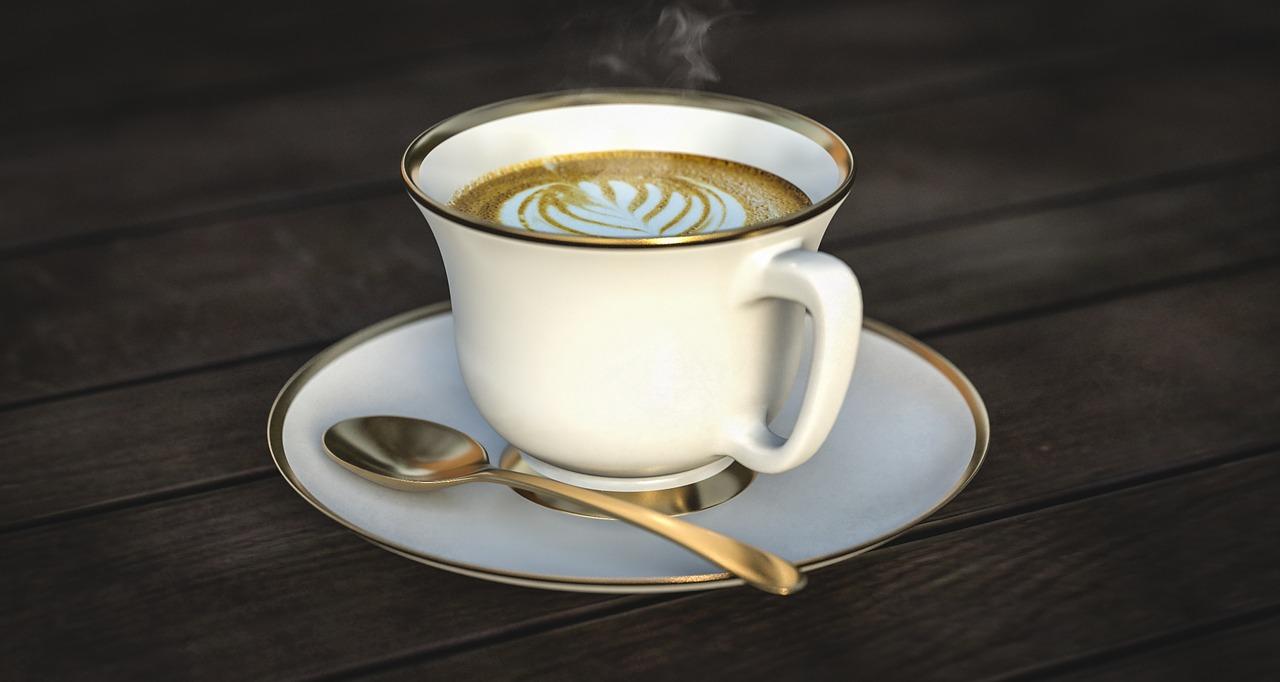 Kawa z imbirem ma niesamowite właściwości