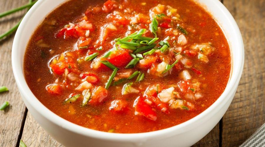 Zupa idealna na upały