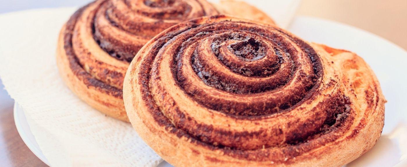 Bułeczki cynamonowe, czyli cinnamon rolls