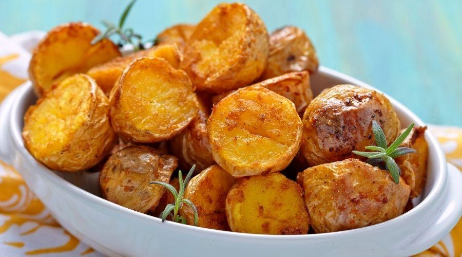 Pieczone ziemniaki wyjdą idealnie