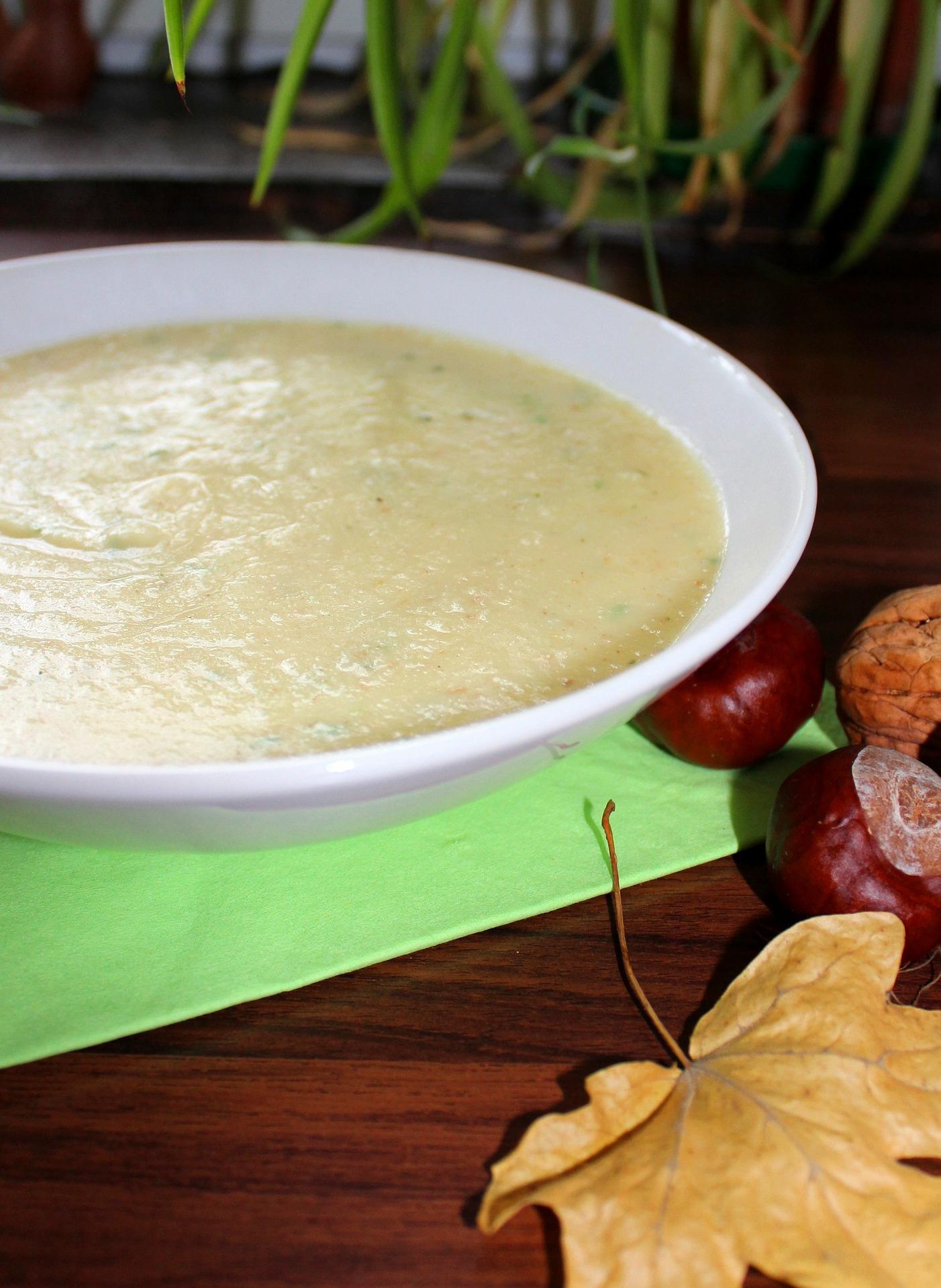 Zupa z pasternaku – pyszny krem z białych warzyw