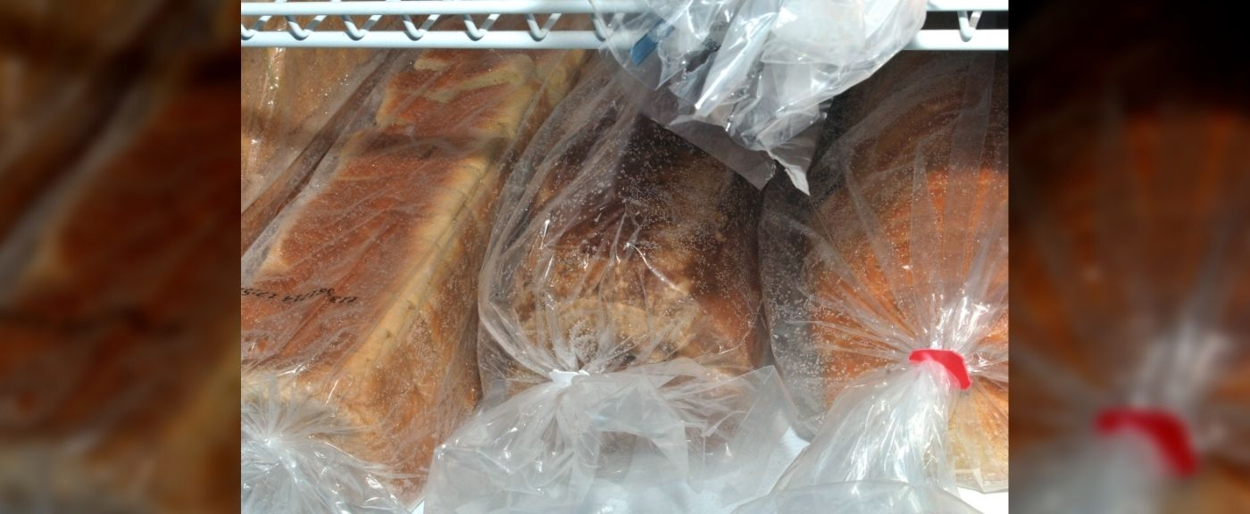 Mrożenie chleba jest proste