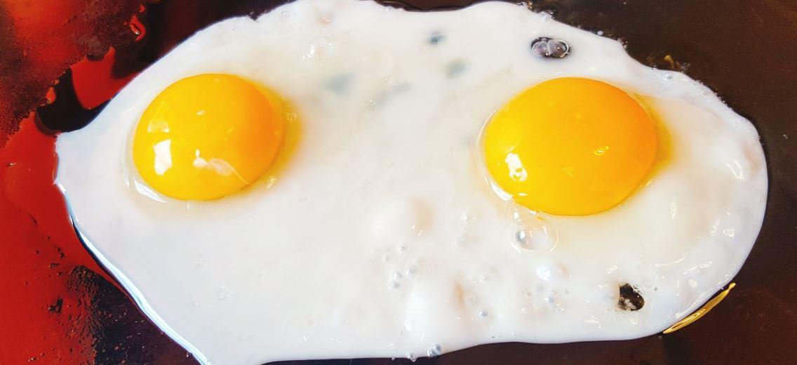 Jajka sadzone będą idealne