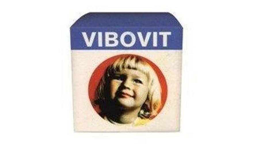 Vibovit jest jednym ze smaków dzieciństwa