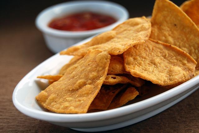 Salsa do chipsów i nachosów