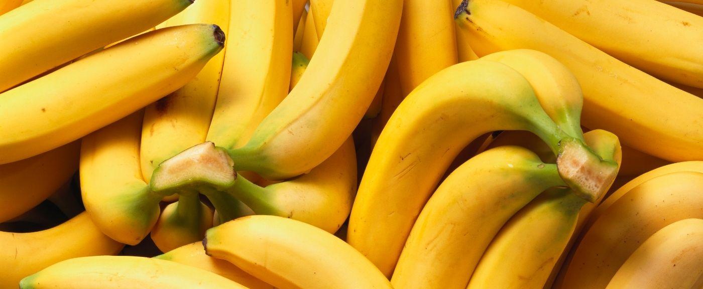 Banany powinno się jadać w odpowiedni sposób