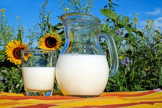 Mleko przed snem
