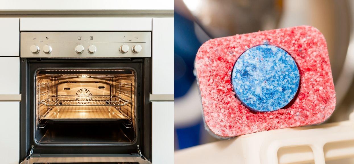 Pieczenie w czystym piekarniku jest znacznie przyjemniejsze