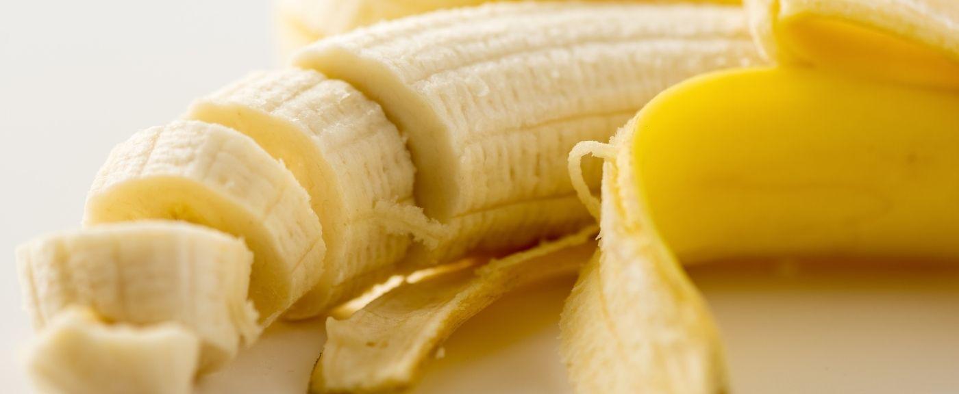 Banany mają mnóstwo właściwości