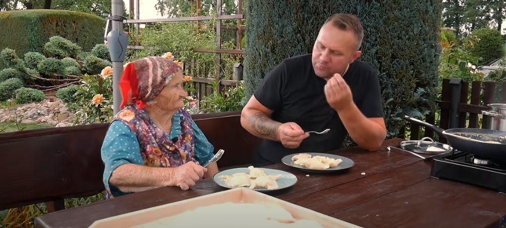 Pierogi od babci mistrza kuchni