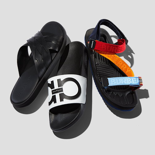 Elevated Sport Sandals