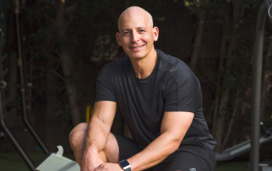 Train with Harley Pasternak and Hyperice
