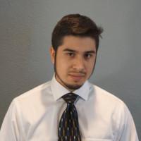 Luis Cuauhtemoc Martinez headshot
