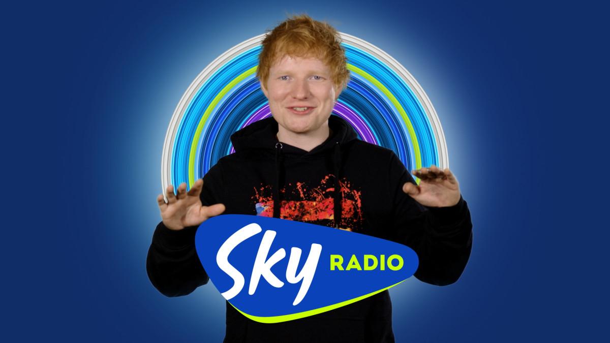 Ed Sheeran Sky Radio