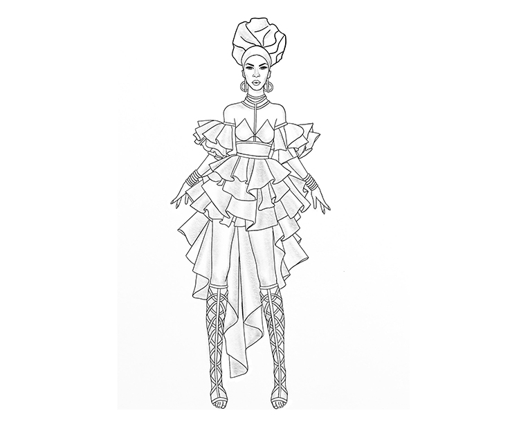 - Free Coloring Pages By Ruth E. Carter