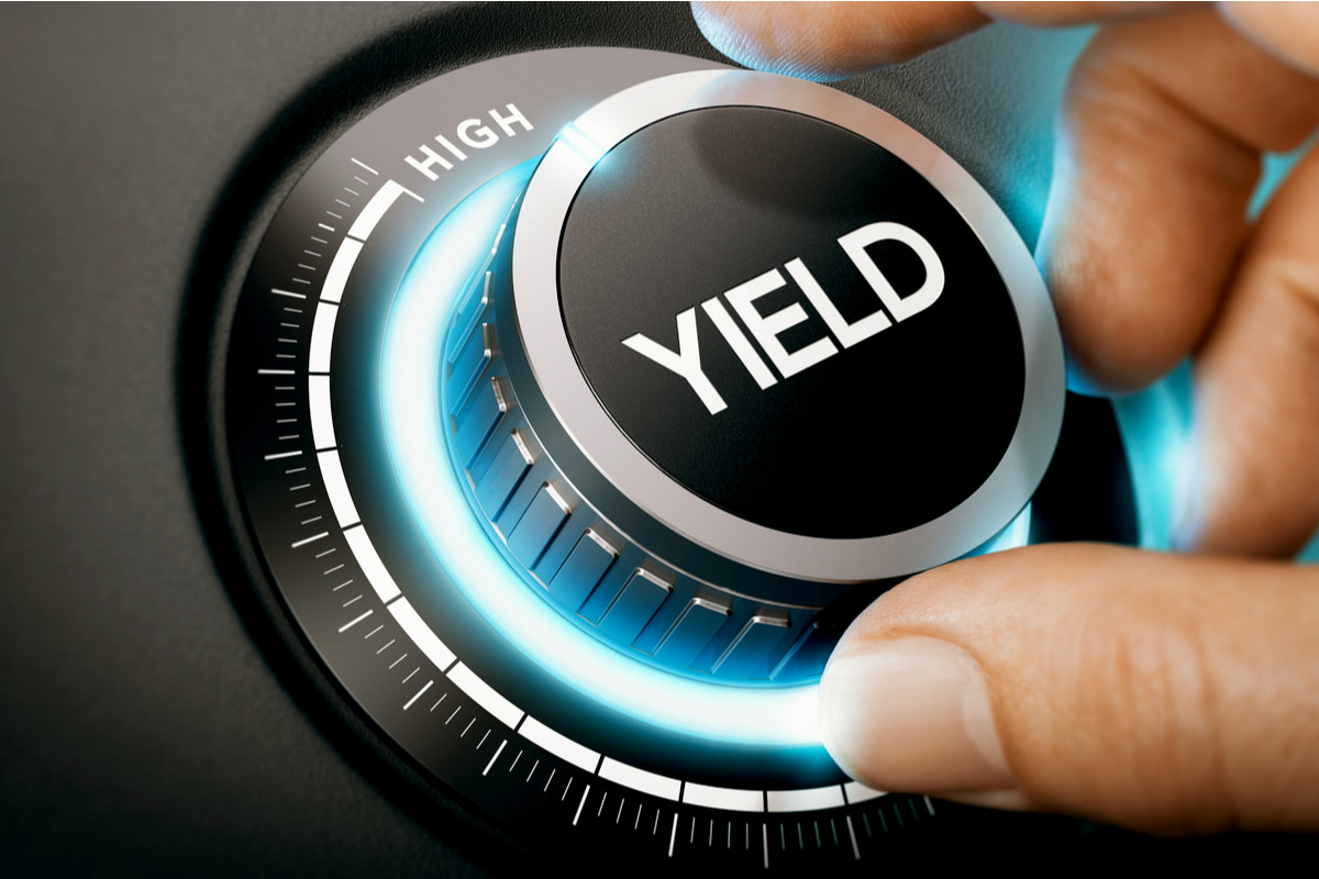 High yield bond concept