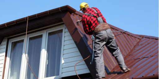 How To Paint A Roof - Roof Painting Tips & Guide