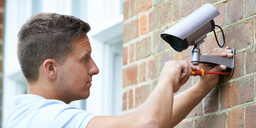 Best Places to Install Home Security Cameras