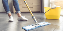 Home Remedies for Maintaining Floor and Wall Tiles