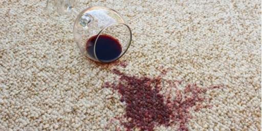 How To Handle Carpet Stains
