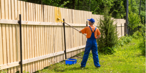Fence Revival: A Guide to Painting and Staining
