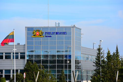 Philip Morris International Inc. company building
