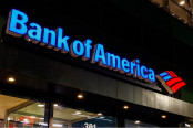Bank of America goes ex-dividend