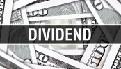 dividend in text