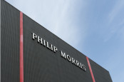Philip Morris warehouse.
