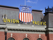 Union Pacific Sign.
