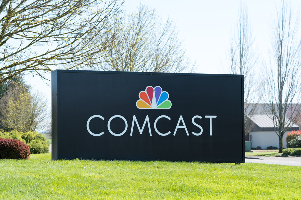 Comcast Corporation logo