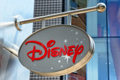 Disney Logo on Store