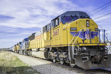 union pacific rail
