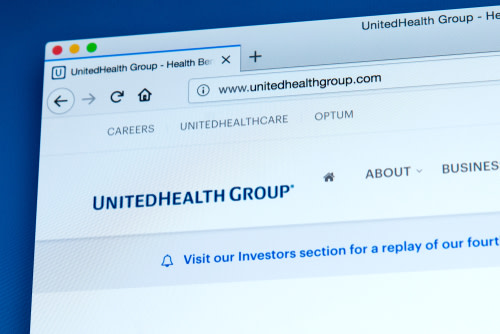 Unitedhealth Group website.