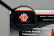 TSMC website logo.