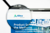 Altra Industrial Motion Corp website homepage