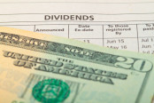 Dividend list with American Money