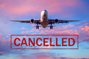 Concept of flight cancellations