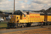 Union Pacific Increases Dividend