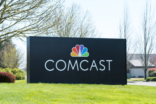 Comcast Corp Logo