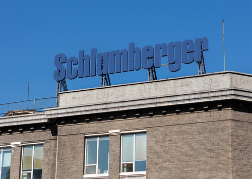 Schlumberger Ltd Sign