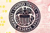 Federal Reserves stamp.